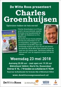 WR flyer Charles Groenhuijsen DEF