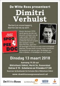 WR flyer Dimitri Verhulst