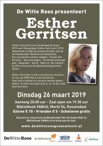 WR flyer Esther Gerritsen