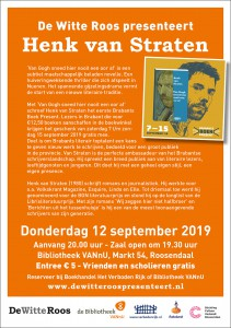 WR flyer Henk van Straten