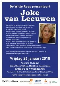WR flyer Joke van Leeuwen