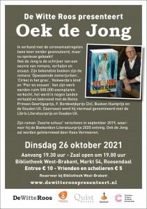 WR flyer Oek de Jong 2021