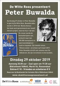 WR flyer Peter Buwalda