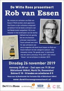 WR flyer Rob van Essen