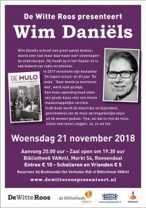 WR flyer Wim Daniëls DEF